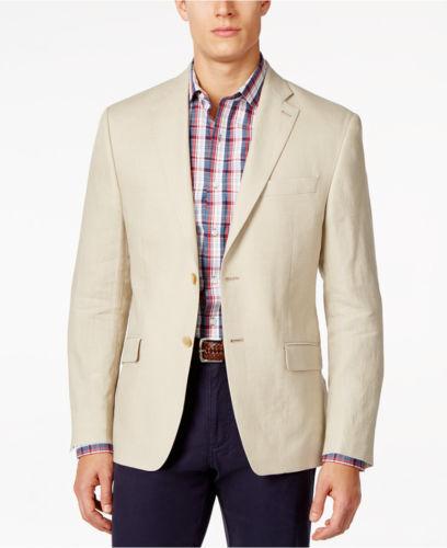 4b18ed3cc Designer Men's Tan Sport Coat Blazer Size 40R RALPH LAUREN ...