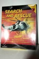 SEARCH AND RESCUE GIOCO NUOVO SIGILLATO PC CDROM ITA BIG BOX FR1 39546