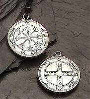 Jupiter Talisman Good Luck Fortune Honesty Wealth Necklace Pendant Protection