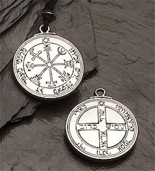 JUPITER Talisman GOOD Luck FORTUNE - Honesty WEALTH Necklace Pendant PROTECTION