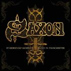 St. George's Day Sacrifice: Live in Manchester by Saxon (CD, Mar-2014, 2 Discs, UDR)