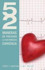 52 maneras de prevenir la enfermedad cardÃaca (Spanish Edition)