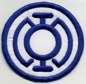 3-5-034-Blue-Lantern-Corps-Classic-Style-Embroidered-Iron-on-Patch