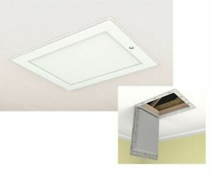Manthorpe Drop Down Insulated Loft Hatch Roof Attic Access Door ...