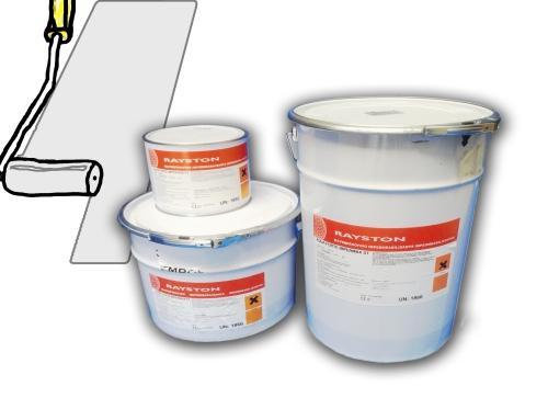 Impermax flüssige Teichfolie TRANSPARENT ( ChlorBesteändig) 4 kg