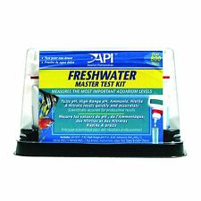 API Fish Tank Aquarium Freshwater Master Test Kit