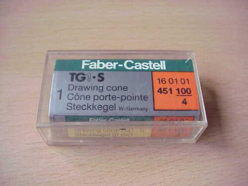 FABER-CASTELL TG1-S  451 drawing cone nib 100