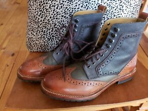 18cd17dd1e4 Vintage Stacy Adams Madison II 00075 Men's Boot NOS Never worn | eBay
