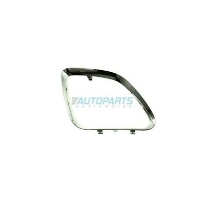 Passenger Side//Chrome Plated//GM1200541 15221712 Fits 2005-2009 G6 See Models Below 1 Item Massive Auto Parts-Replacement Part-Upper Grille Molding Insert Assembly