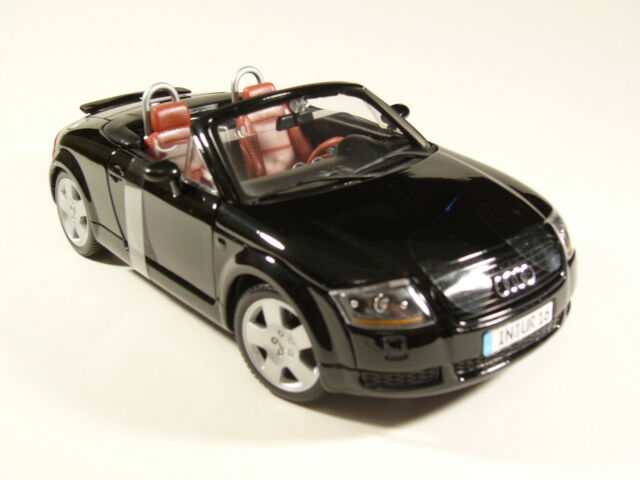 Maisto Special Edition Audi Tt Roadster Scale 1 18 For Sale Online