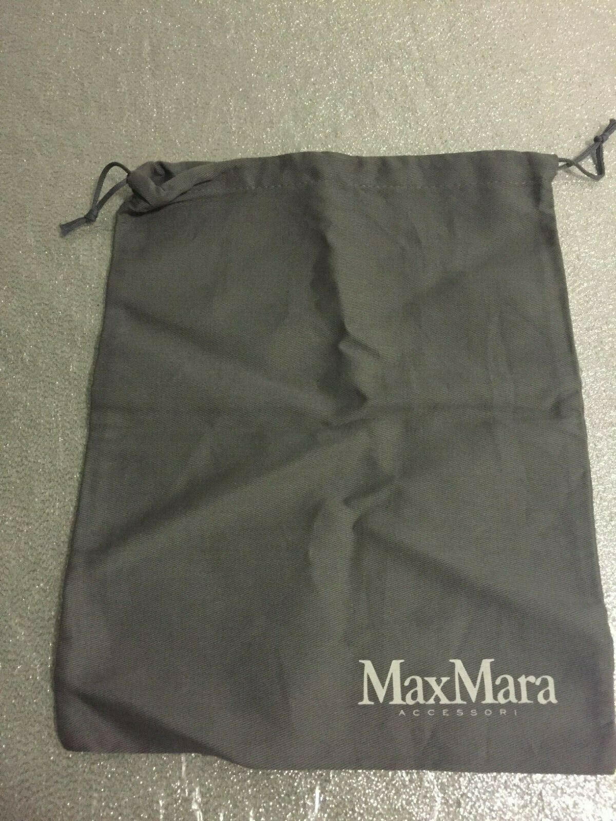 New 100% Authentic Max Mara Accessori Dust Shoes Bag Never Used