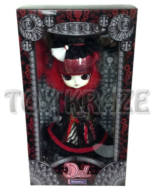 JUN PLANNING DAL PULLIP DOLL GROOVE INC NEKO TINA D-112