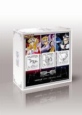 Saint Seiya Pandora Box Set Argent Perseus Argol/Misty du Lezard/Hydra Ichi SB08