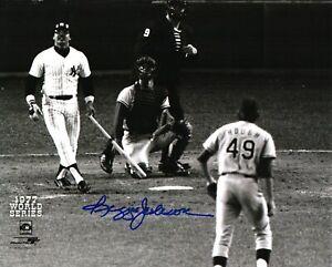 Reggie-Jackson-8x10-SIGNED-PHOTO-AUTOGRAPHED-HOF-Yankees-REPRINT