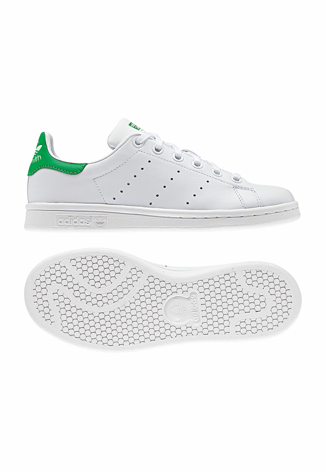Adidas Originals Sneaker Stan Smith J M20605 White Green