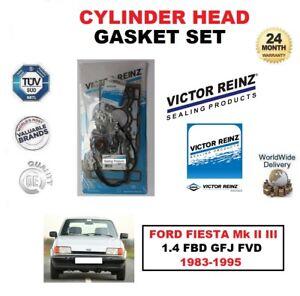 victor-reinz-Set-Joint-de-culasse-pour-Ford-Fiesta-Mk-II-III-1-4-1983-1995-FBD