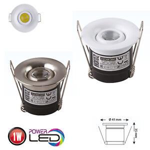 5-10er-Set-LED-Einbaustrahler-Minispot-Einbauleuchte-Spot-Mini-Einbau-Strahler