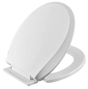 Tremendous Details About Winfield Heavy Duty Toilet Seat Round Elongated Slow Close Easy Install Clean Pdpeps Interior Chair Design Pdpepsorg