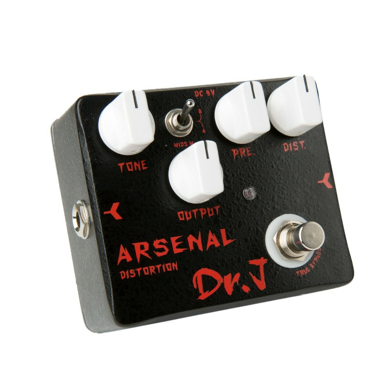 Dr. J. D51 Arsenal Distortion Pedal
