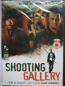 Shooting-Gallery-DVD-2005-NEW-SEALED-PAL-Region-2