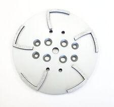 2pk 10 Concrete Grinding Head For Edcomkblastrachusqvarna Grinders 10 Segs