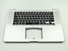 "Grade B Top Case Topcase Keyboard for MacBook Pro 15"" A1286 2011 2012"