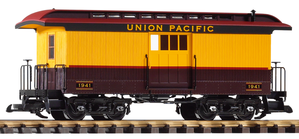 Piko G Scale Trains 38641 Union Pacific Wood Baggage Passenger Car Road No 1941