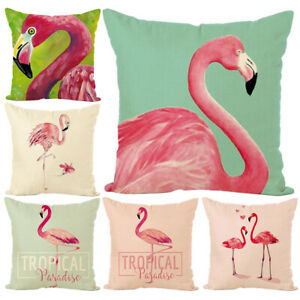 Am-Funny-Flamingo-Removable-Throw-Pillow-Case-Cushion-Cover-Sofa-Bed-Home-Decor