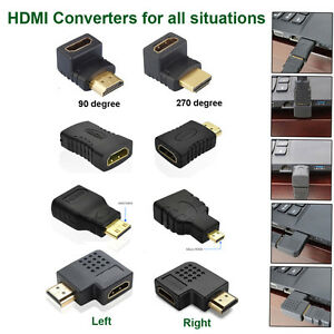 Back To Search Resultscomputer & Office 2pcs Mini Hdmi Male To Hdmi Female Micro To Hdmi Gold Extension Adapter Connector For Vedio Tv For Xbox 360 Hdtv 1080 Fixing Prices According To Quality Of Products