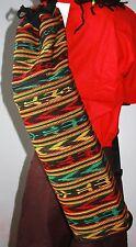 Tasche / Beutel für Yoga Matte, Isomatte_Bag for Yogamat_Rasta, Hippie, Goa