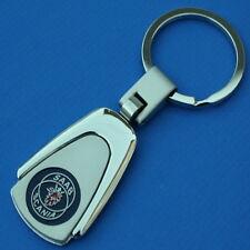 KEYCHAIN KEY CHAIN RING SAAB 9-3 9-5 9-7X TURBO AERO  SPORTCOMBI 4.2I 5.2I NEW S