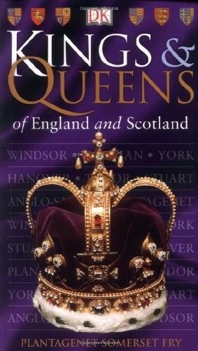 1 of 1 - Kings and Queens of England and Scotland, New Books