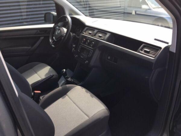 VW Caddy 1,6 TDi 102 Van - billede 5