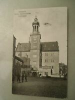 Ansichtskarte Darmstadt Grossherz. Residenzschloss 1905