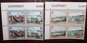 FRANCOBOLLI-GUERNSEY-1983-034-EUROPA-CEPT-034-SERIE-NUOVA-MNH-SET-CAT-1