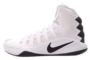 18 844368 Nike 100 Hyperdunk Tb White 2016 Black Size R1w8nCq