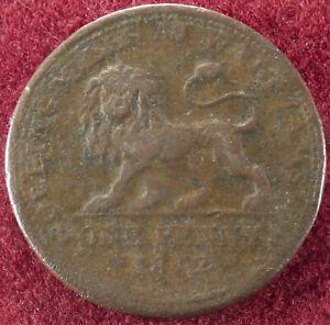Capable Gb British Copper Company Penny Token 1812 (f2304)-afficher Le Titre D'origine Doux Et AntidéRapant