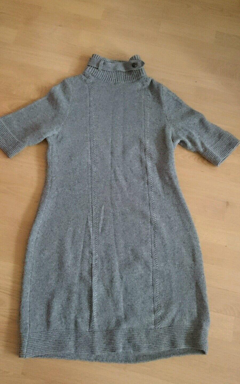 Sisley Kleid  Gr. L  80% Wolle