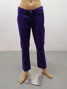 Patalone-JECKERSON-Donna-Taglia-Size-29-Pant-Woman-Pantalon-Femme-Cotone-P-7544