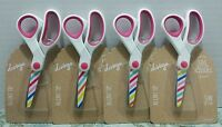 4 Divoga Kids Soft Grip Scissor 5 Blunt Tip Summer Camp Classroom Home Crafts