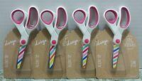 4 Divoga Kids Soft Grip Scissor 5 Blunt Tip Summer Camp Classroom Home Bundles