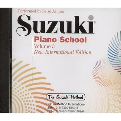 Piano Bk 6 w// Azuma CD Suzuki Piano School