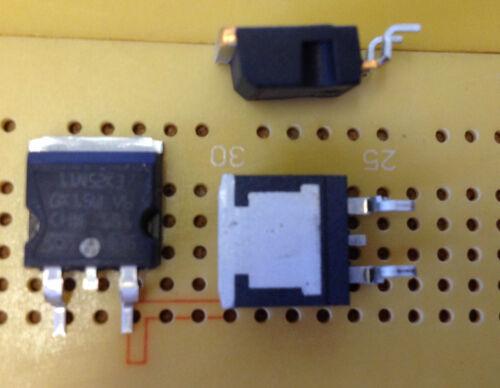 10A 525V N-Channel MOSFET Transistor STB11N52K3 D2PAK Multi Qty