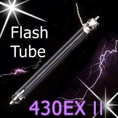 II Flash Tubo Xenon Lámpara Flashtube Repuesto Reparar Parte para Canon 430EX
