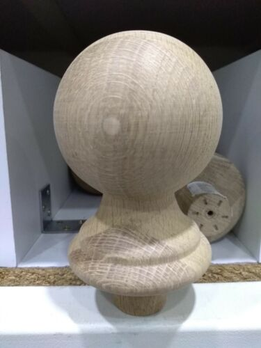 En chêne massif broches noyau POSTES caps escalier