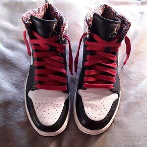539542 Vegas Air Tamaño Zapatillas 1 10 Jordan Las Hombres 5 Retro Rttg Nike High aq6RRwx