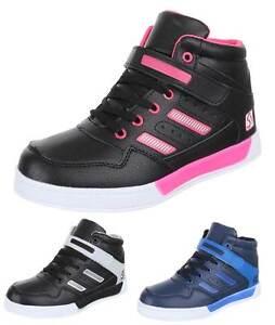 Sneaker-Kinder-Schuhe-Freizeitschuhe-unisex-Sportschuhe-24-35