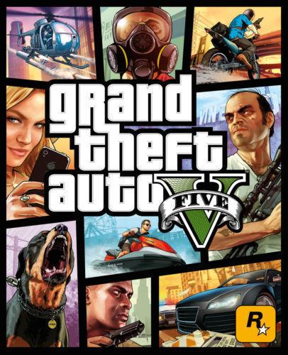Grand Theft Auto V 5 Steam Gift PC Region Free