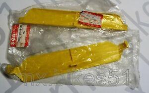 17831-20900-163-17832-20900-163-Volets-de-radiateur-SUZUKI-RM-80-1985-95
