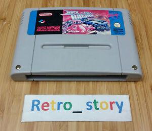 Super-Nintendo-SNES-Rock-039-N-Roll-Racing-PAL
